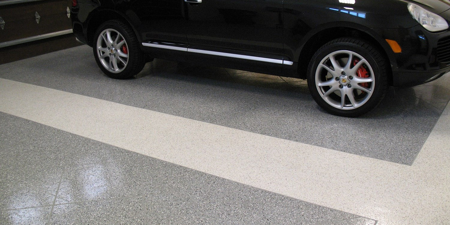 St Louis Garage Floor Epoxy