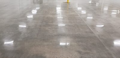 St Louis Polished Concrete